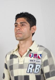 Staff Portrait , Hamed