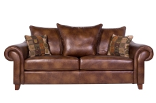 Delta Beach Tan 3 Seater Sofa